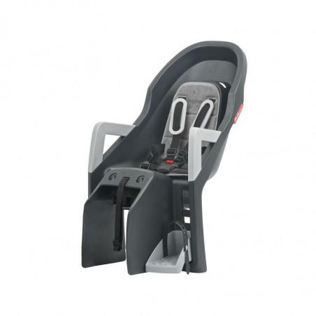 SEG22N Seggiolino Polisport Guppy posteriore al portapacco nero online shop