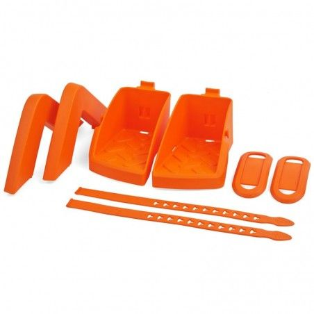 Color Kit for Guppy rear orange