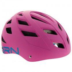Helmet BRN STREET pink one size (51-56 cm)