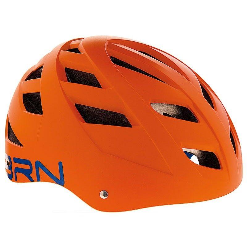 Casco BRN STREET arancio taglia unica (51-56 cm) BRN - 1