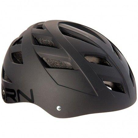 Helmet BRN STREET black one size (51-56 cm)