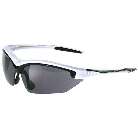 Eyewear BRN Force Glossy White - 3 interchangeable lenses