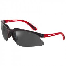 Eyewear BRN Weave red matt - 3 interchangeable lenses