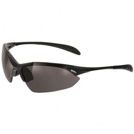 Eyewear BRN TWIST Glossy Black-Matt - 3 interchangeable lenses
