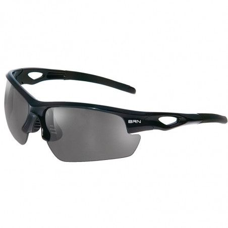 Eyewear BRN Cloud Gloss Black - 3 interchangeable lenses