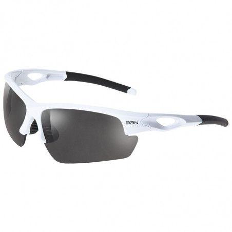 Eyewear BRN Cloud Gloss White- 3 interchangeable lenses