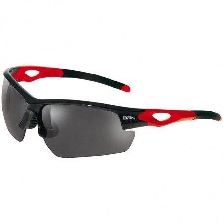 Eyewear BRN Cloud Red Matt - 3 interchangeable lenses