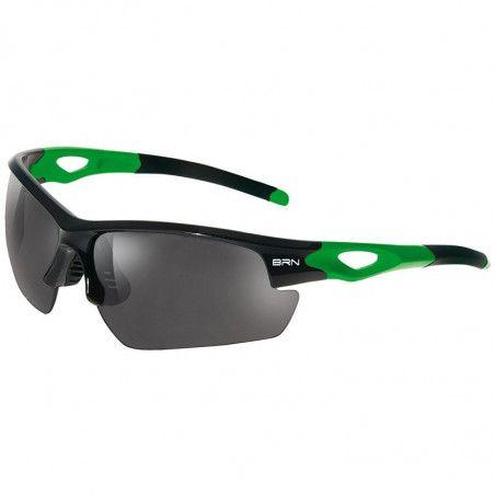 Eyewear BRN Cloud Green Fluo Matt - 3 interchangeable lenses