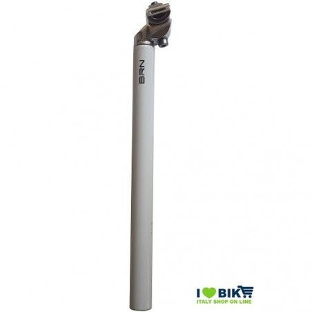 Seatpost Aluminium White 25,4 mm