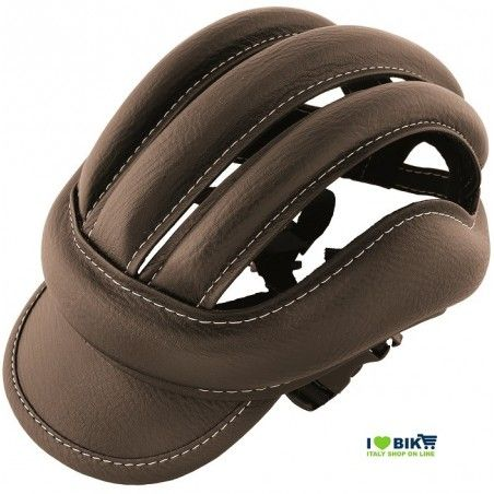 Headgear Eroica brown leather Old School Style one size