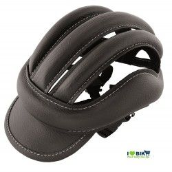 Headgear Eroica black leather Old School Style one size