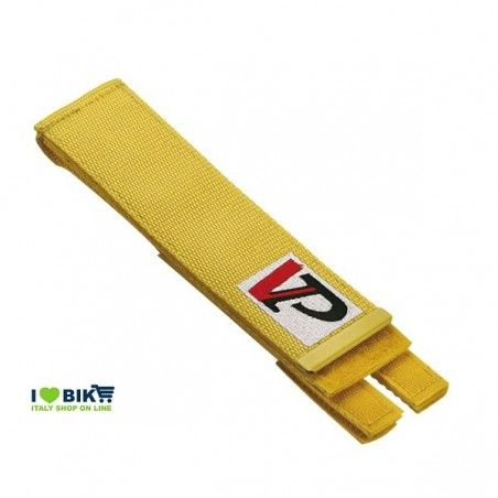 Couple straps Vp pedals BMX / Fixed Yellow