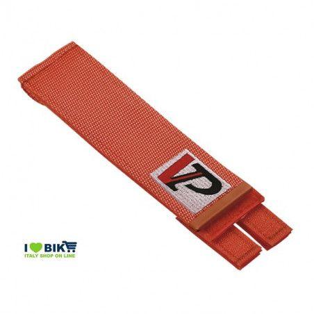 Couple straps Vp pedals BMX / Fixed Orange
