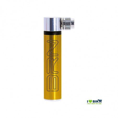 Easy pump BRN Aluminum Yellow Weight 59 grams