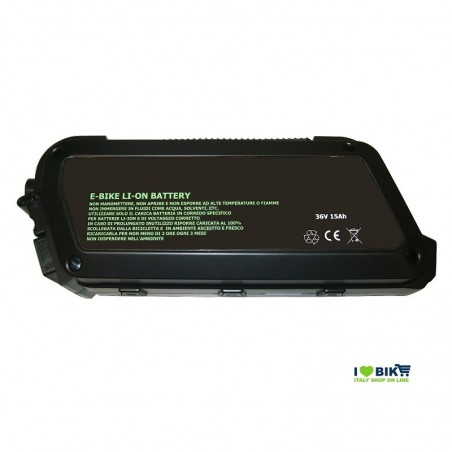 Battery frame LI-ION 36 Volt 10 A