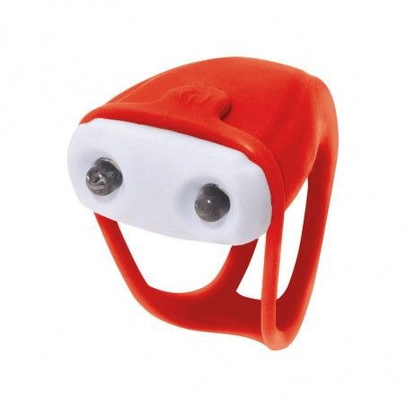 Lagging BRN Silicone Pongo Front Red