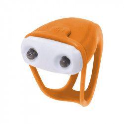 Lagging BRN Silicone Pongo Front Orange