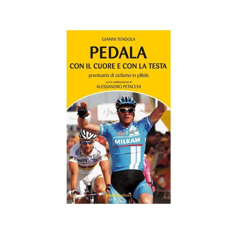 PEDAL WITH HEART & MIND Primer cycling in pills  - 1