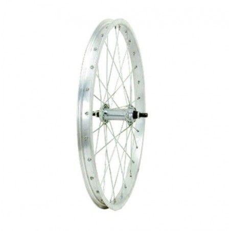 Mixed rear wheel 14 3/8 1 v.