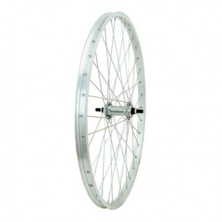 Wheel 24 3/8 mixed Front