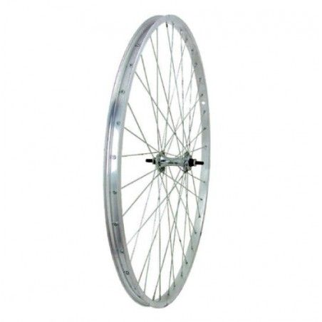 Aluminum rear wheel 26x1.75 Mtb 1 v.