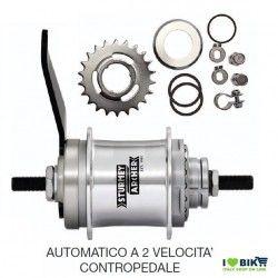 Automatic 2-speed Sturmey Archer hub coaster brake