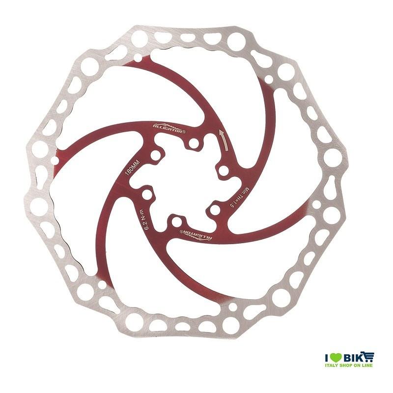 525170213 Disco freno in acciaio 160 mm rosso online shop