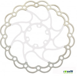 525170135 Disco freno Aries in acciaio 160 mm bianco online shop