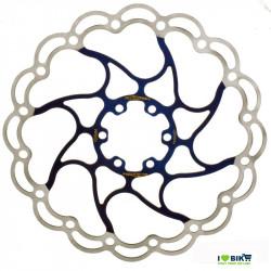 525170134 Disco freno Aries in acciaio 160 mm blu online shop