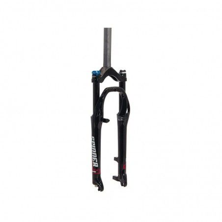 Fork 26 Mtb cushioned aluminum thread ø 25.4 Adjustable Lock-Out