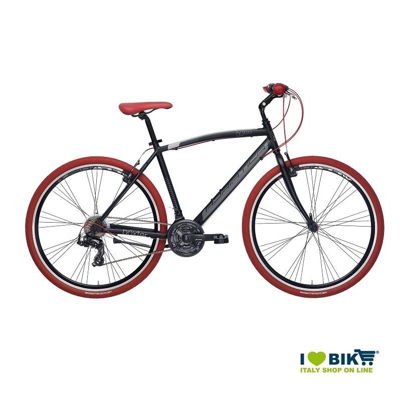 Boxter RT Bicicletta Adriatica Hybrid bike NeroOpaco online shop