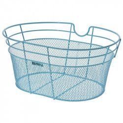 Front basket Fantasy Blue