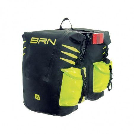 Bags bike cycling BRN Amazon Black / Yellow fluo online shop
