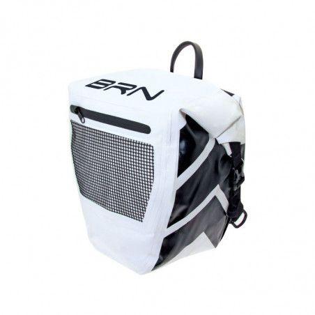 Bike cycling bag waterproof BRN California White online shop