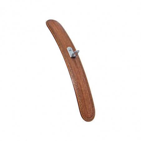 Front fender bicycle retro wooden 35mm shop online