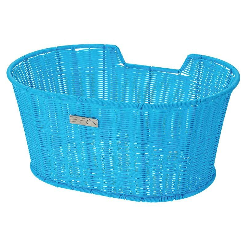 Basket bicycle front BRN Liberty blue sale online