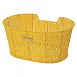 Basket bicycle front BRN Liberty yellow sale online