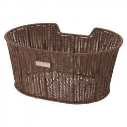 Basket bicycle front BRN Liberty Vintage brown sale online