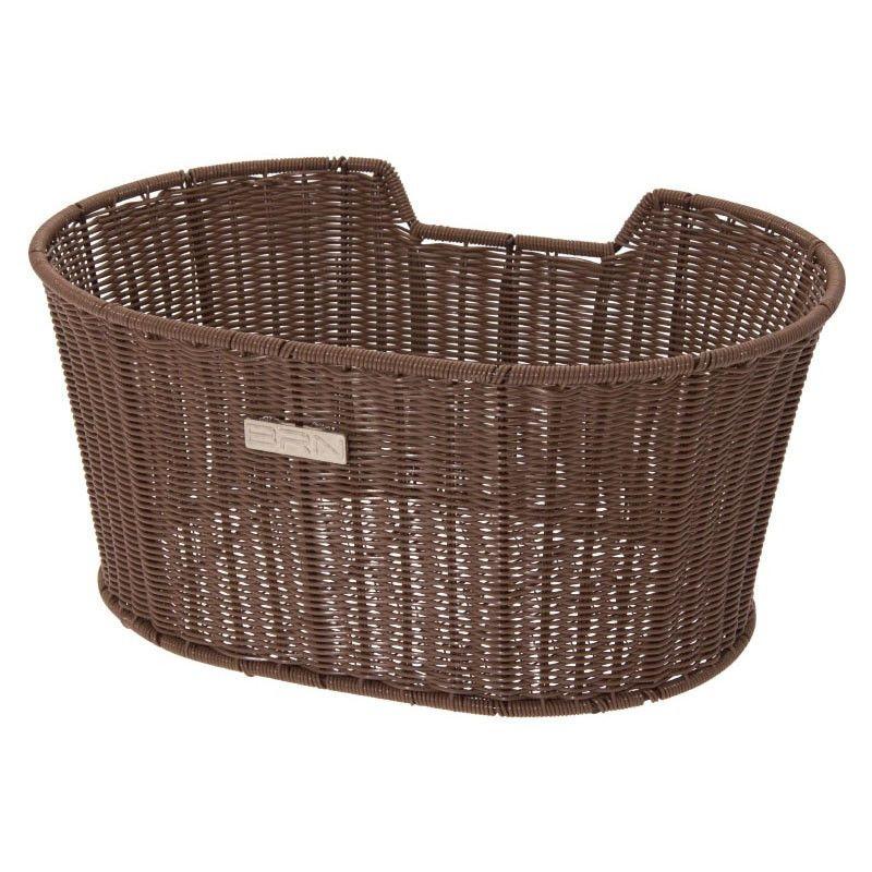 Basket bicycle front BRN Liberty Vintage brown sale online