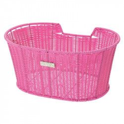 Basket bicycle front BRN Liberty pink sale online