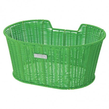 Basket bicycle front BRN Liberty green sale online