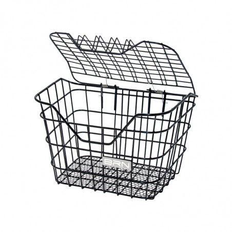 Basket bike antiscippo Casket black sale online