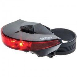 Rear light BRN Cosmic 3 LEDs