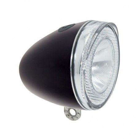Riflettore bici nero Swingo 1 Led ultra white vendita online