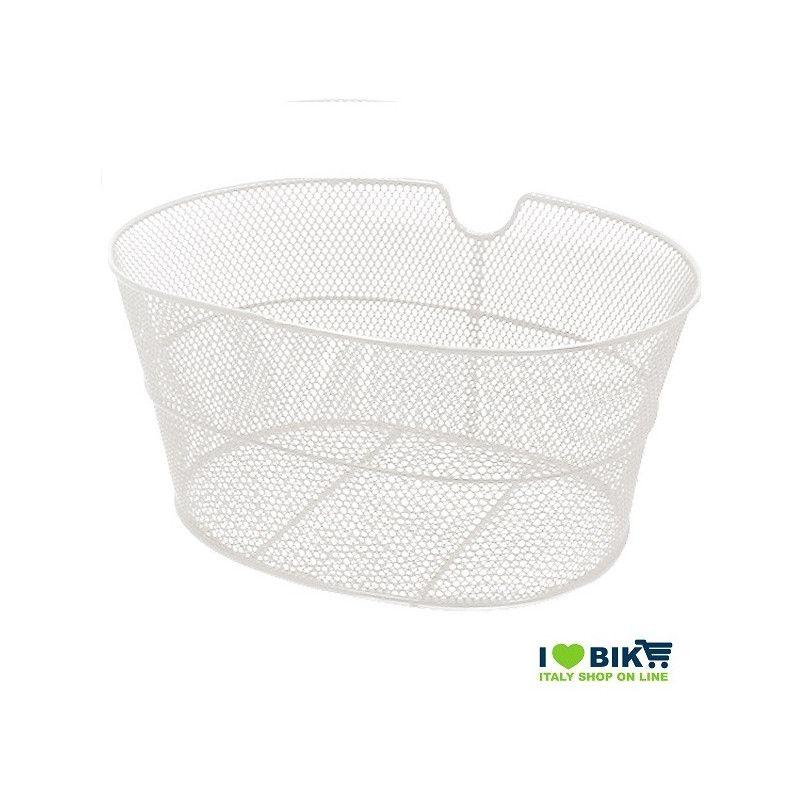 Basket i without hooks white RMS - 1