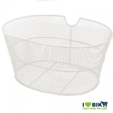 Basket i without hooks white