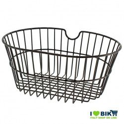 basket in front iron hooks without black