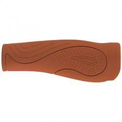 Couple knobs Handhelds Comfort brown