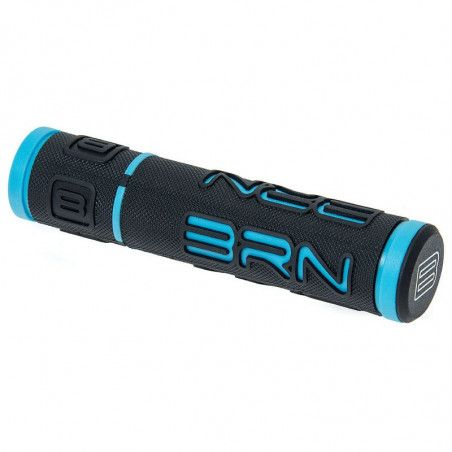 Coppia manopole bicicletta BRN B-One azzurre vendita online