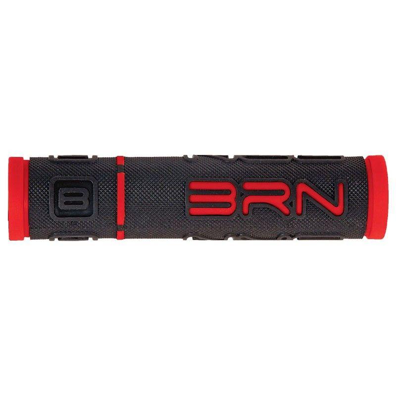 Coppia manopole BRN B-One Rosse BRN - 1